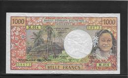 Territoires Du Pacifique - 1000 Francs - Pick N°2 - SUP - Billets
