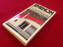 """1979, SIMENON, """"LA MORT D'AUGUSTE"""", ÉDITIONS PRESSES DE LA CITÉ - Simenon"""