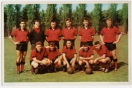 FOOTBALL EQUIPE BERINGEN 1962/1963 - Football