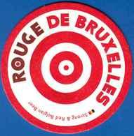 Russia - Bierdeckel - Rouge De Bruxelles (218/2) - Sous-bocks