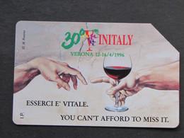 ITALIA - 3377 C&C 288 GOLDEN - PRIVATE PUBBLICHE - 30° VINITALY - USATA - Italië