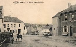 RARE! FRAIRE. Rue D' Yves-Gomezée. Prés De Laneffe Et Chastres.  Postée 1913. - Belgium