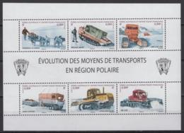 T.A.A.F. 2010. N° Y&T N° 560/65  **, MNH, Fraîcheur Postale, TTB !!. - Ungebraucht