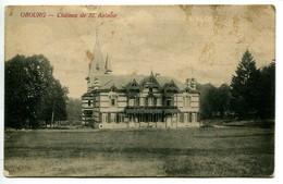 Obourg - Havré Le Château De St Antoine édit. Van Den Heuvel Librairie Gontier Mons - Mons
