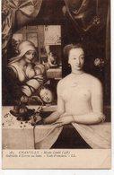 FEMMES 894: Précurseur : Gabrielle D Estrées Au Bains ( Seins Nues ) Musée Condé A Chantilly - Vrouwen