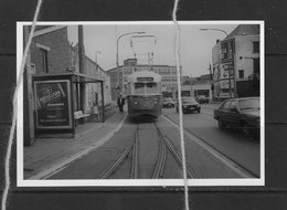 Reproduction Tram 36 La Louviere Gazometre Binche - La Louvière