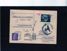 CG6 - Germania - Cartolina Postale - Annullo Di Berlin 20/6/1943  Per Rep. San Marino - Germany