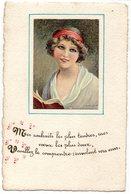 FEMMES 895 : Mes Souhaits Les Plus Tendres , Mes Vœux Les Plus Doux - Vrouwen