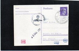 CG6 - Germania - Cartolina Postale - Annullo Di Hard 25/5/1943   Per Rep. San Marino - Germany