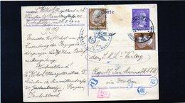 CG6 - Germania - Cartolina Postale - Annullo Di Munchen 28/5/1943 Per Rep. San Marino - Germany