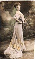 Carte Mme Harlay - Artistes