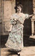 Carte Mme Deraisy - Artistes