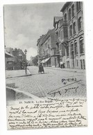 NAMUR   La Rue Rogier. - Namur