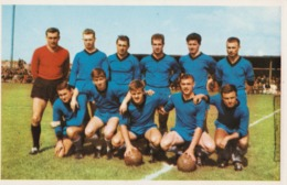 Football  Voetbal  FC BRUGGE  1962 63 - Football