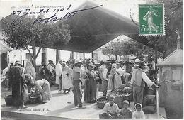Algérie Coléa Le Marché Couvert - Andere Städte