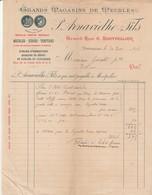Herault - Montpellier - P.Arnavielhe Et Fils - Magasins De Meubles - Ebenisterie - Tapisserie - 1893 - 1800 – 1899