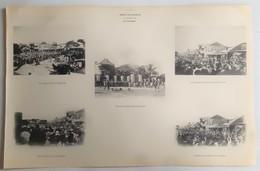 PORT-AU-PRINCE HAÏTI GENERAL ANTOINE SIMON GUERRE INDEPENDANCE TE-DEUM SOLDAT VAISSEAU DUGAY-TROUIN BATEAU BOAT ANTILLES - Haïti