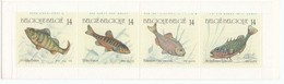 Belgique 1990 - Poissons D'eau Douce, Carnet, MNH**, Non Plie - Bélgica