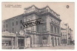 Leuven (Femina - Magasin De Peignes - Le Théâtre) - Leuven