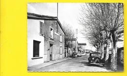 CHAUMONT D'EYZIN PINET Traction Devant Le Café (Cellard) Isère (38) - Francia