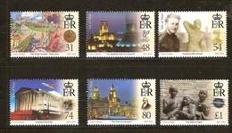 Île De Man 2007  Yvertn° 1398--1403 *** MNH Cote 15,50 € Royal Charter Of Liverpool - Man (Ile De)