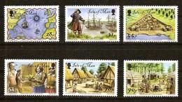Île De Man 2007  Yvertn° 1404-1409 *** MNH Jamestown Cote 12,50 € - Man (Ile De)