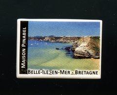 "FEVE - FEVES -  ""PERSO CLAMECY MAISON PINABEL Cyril - à LOUARGAT 22""      BELLE-ISLE-EN-MER - BRETAGNE - Geluksbrengers"