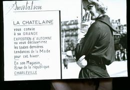 CHARLEVILLLE BOUTIQUE DE MODE LA CHATELAINE - Charleville