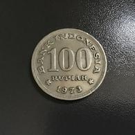INDONESIA Moneta 100 Rupiah Del 1973 - Indonesia