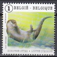 Belgium 2015 (MNH) (Mi 4550) - European Otter (Lutra Lutra) - Sonstige