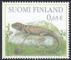 Finland 2004 (MNH) (Mi 1713) - Viviparous Lizard (Zootoca Vivipara) - Altri