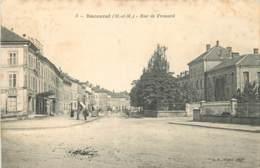 BACCARAT RUE DE FROUARD - Baccarat