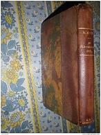 LOUISA M. ALCOTT OLD FASHIONED GIRL LEIPZIG BERNHARD TAUCHNITZ 1883 - Alte Bücher
