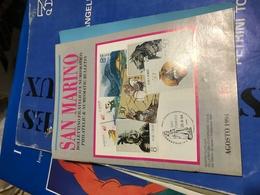 SAN MARINO BOLLETTINO FILATELICO - Libri, Riviste, Fumetti