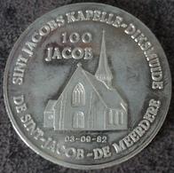 4060 Vz Sint Jacobs Kapelle-Diksmuide 100 Jacob De Sint-Jacob De Meerdere - Kz Diksmuide Door De Eeuwen Heen - Gemeentepenningen