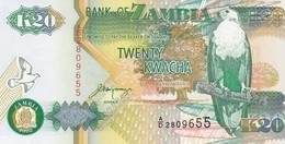 20 KWACHA 1992 /NEUF - Zambia