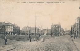 Lille ELD 104 La Plava Vahoenacker Coopérative De L'Union De Lille Peu Courant Bord Haut Droit élimé - Lille