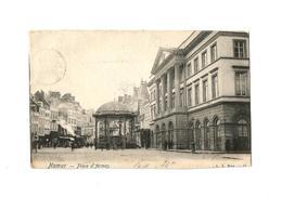 Namur  -  Place D'Armes. - Namen