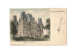 Les Environs De Ciney - Château De Mianoye (1903). - Ciney