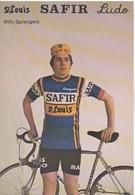 Cyclisme, Willy Sprangers - Cyclisme