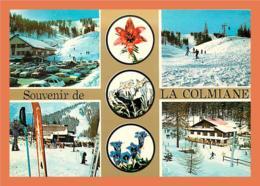 06 - LA COLMIANE - Multivues CPM - France