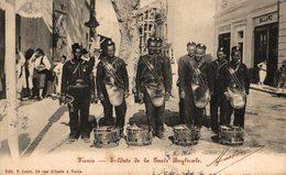 TUNEZ // TUNIS. Soldats De La Garde Beylicale - Tunisia