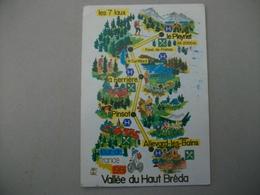 CPM Tour De France 1981- Isère (38) - Cyclisme
