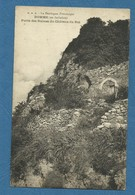DOMME ( En Sarladais ) Porte Des Ruines Du Château  ( REF 230) - Autres Communes