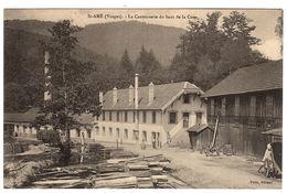 SAINT AME (88) - La Cartonnerie Du Saut De La Cuve - Ed. Petin - Other Municipalities