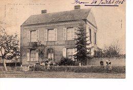 CPA FRAZE (Eure Et Loir) L'Ecole Des Filles - Autres Communes