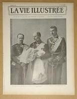 La Vie Illustrée N°182 Du 11/04/1902 Christian IX Et Georges De Grèce/Le Bal Gavarni Au Moulin Rouge/Marquis De Dion - Journaux - Quotidiens