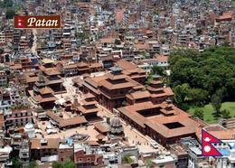 Nepal Patan Aerial View UNESCO New Postcard - Nepal