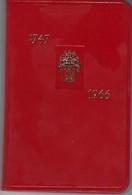 Agenda De Poche NAGELMACKERS 1966 - Boeken, Tijdschriften, Stripverhalen