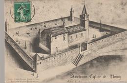 C. P. A. - ANCIENNE EGLISE DE FLOING - CHARLES FLOQUET - - France
